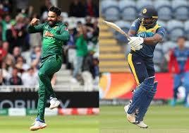 Pakistan VS Srilanka 1st ODI Match