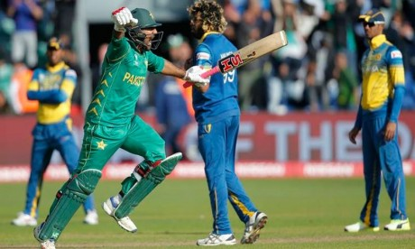 Pakistan vs SriLanka 3rd ODI Match