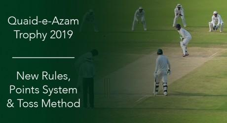 Quaid e Azam trphy
