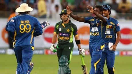 Srilanka VS Pakistan 3rd ODI Match