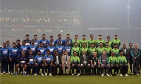 srilanka and pakistan match