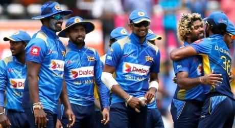 srilankan team