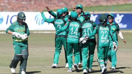 Pakistan Women'n Cricket Team Squad Against England