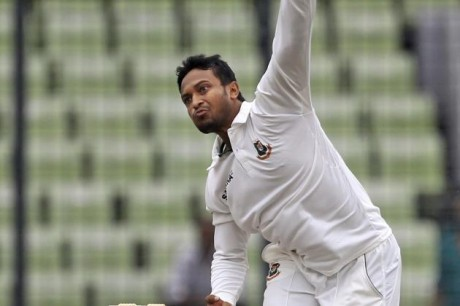 Bangladesh test