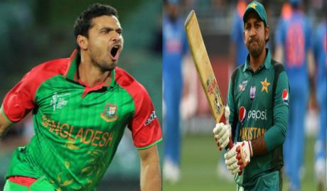 Pak vs Bangladesh Match
