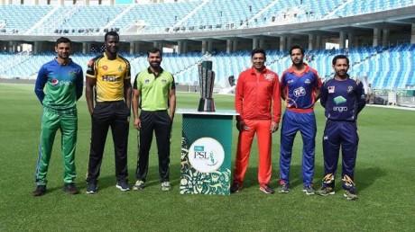 HBL PSL 5 in Pakistan