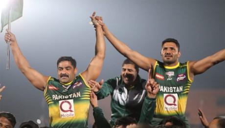 Kabbadi World Cup 2020 Champion Team Pakistan