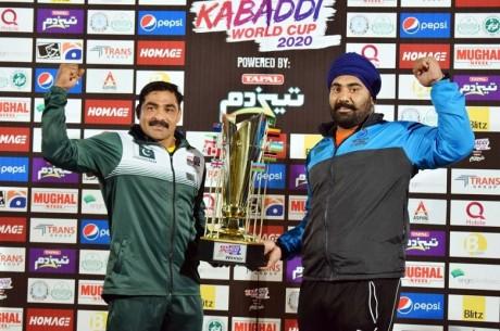 Pak beat India and won the Kabbadi World Cup 2020