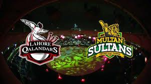 Multan Sultan vs Lahore Qalandars