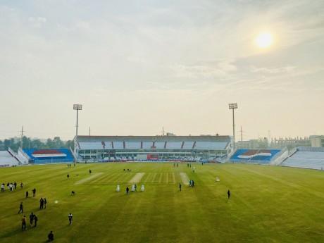 PSL 5 Match 9 At Rawalpindi Stadium