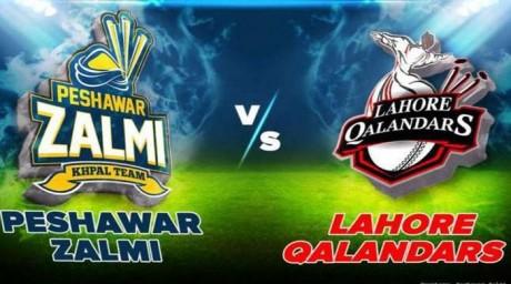 Match 11: Lahore Qalandars Vs Peshawar Zalmi PSL 2020