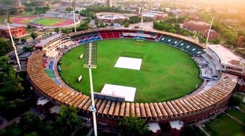 Psl 2020 Match 21 at Gaddafi Stadium