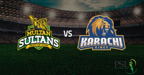 Match 19: Karachi Kings Vs Multan Sultans